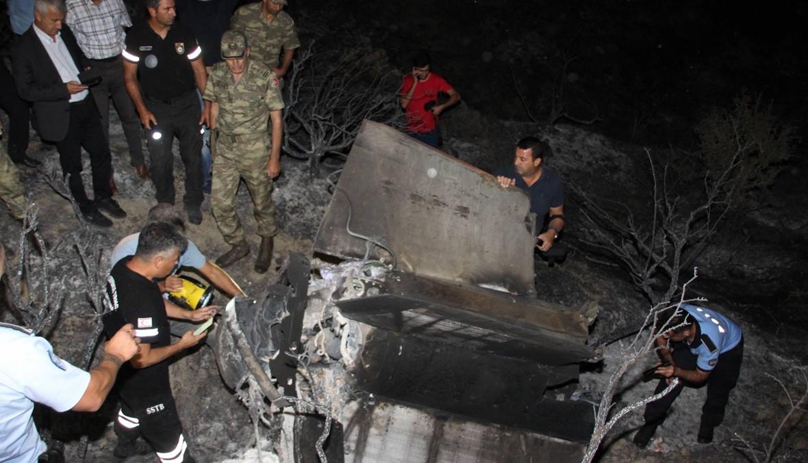 """صاروخ """"روسي"""" سقط على شمال قبرص تزامناً مع غارة إسرائيليّة على سوريا"""