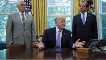 ترامب: فليبق المهاجرون في بلادهم إذا لم تعجبهم مراكز الاحتجاز لدينا