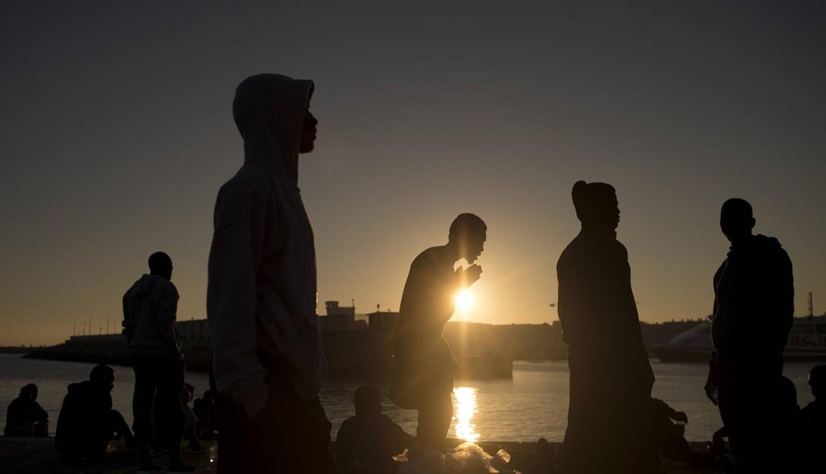 قاربهم غرق... 80 مهاجراً مفقودون قبالة السواحل التونسيّة