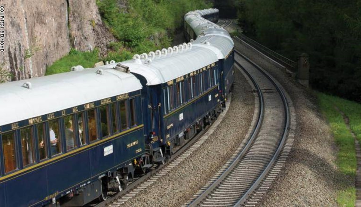 في 2020... أفخم قطار بالعالم!
