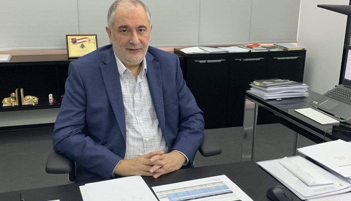 أغوب خجاريان: السلّة اللبنانية تحتاج الى احتراف إداري وهومنتمن يدقّق في الملفات المالية