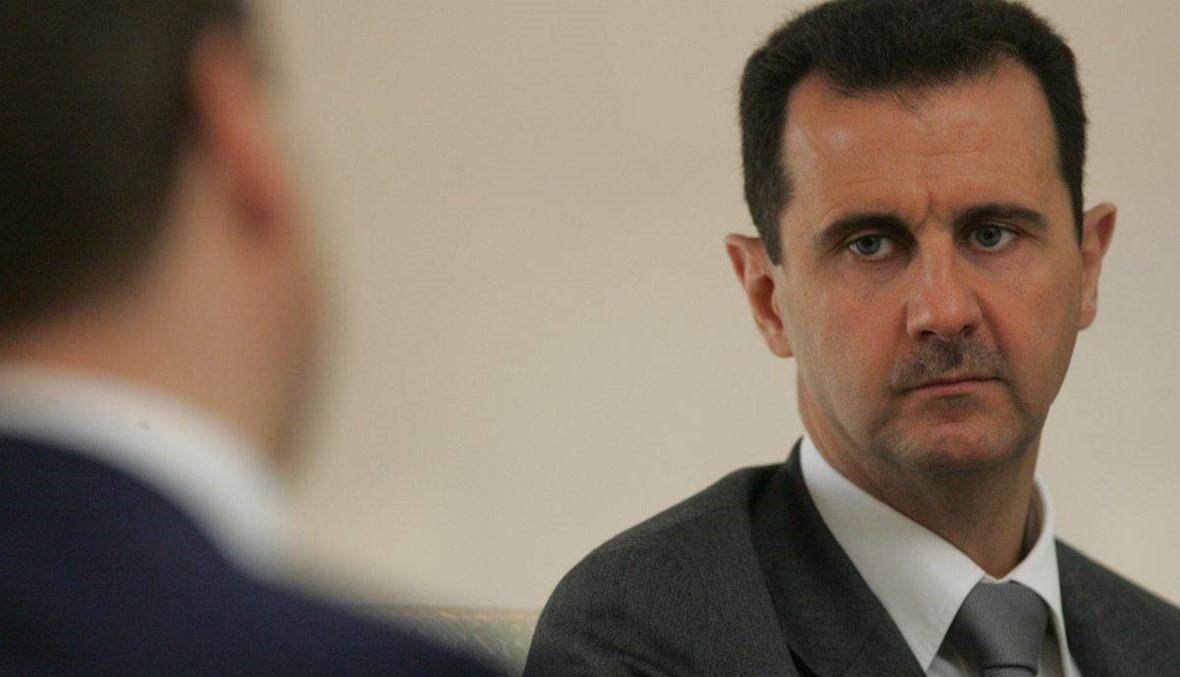 وزير خارجية عمان أجرى مباحثات مع الرئيس السوري في دمشق