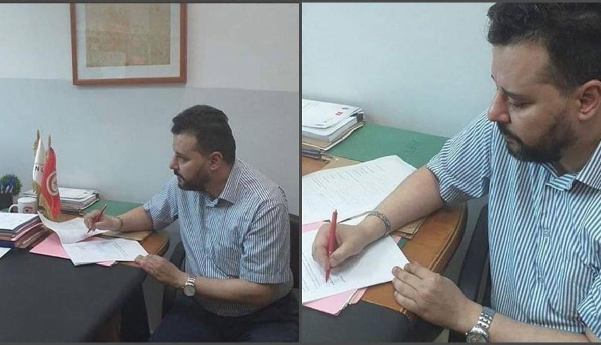التونسي منير بعطور أوّل مثليّ يترشّح للانتخابات الرئاسيّة في دولة عربيّة