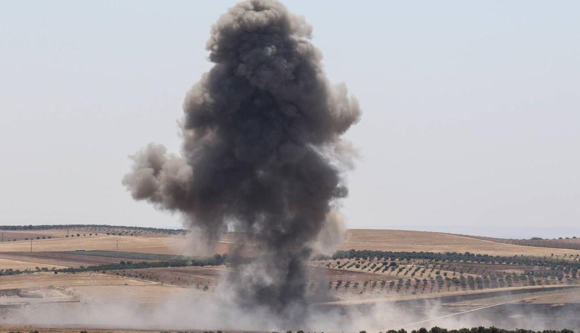 سوريا: معارك بين قوّات النّظام والفصائل في إدلب وريف حماه... 71 قتيلاً