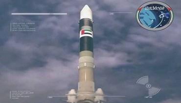 """فشل إطلاق صاروخ """"فيغا"""" الفضائي وتحطّم القمر الاصطناعي الاماراتي فالكون آي 1"""