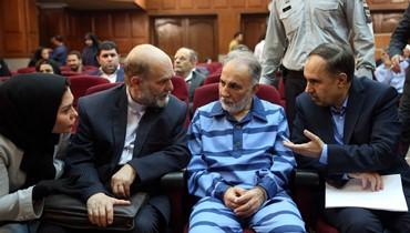عُثر على جثّتها في مغطس الحمام... بدء محاكمة رئيس بلدية طهران السابق بتهمة قتل زوجته