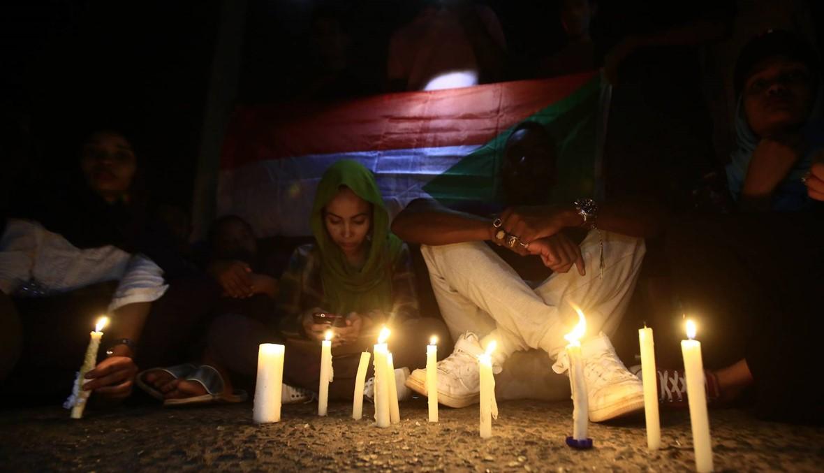 السودان: قتيل وجرحى خلال مواجهات بين متظاهرين وأمنيّين في سنار