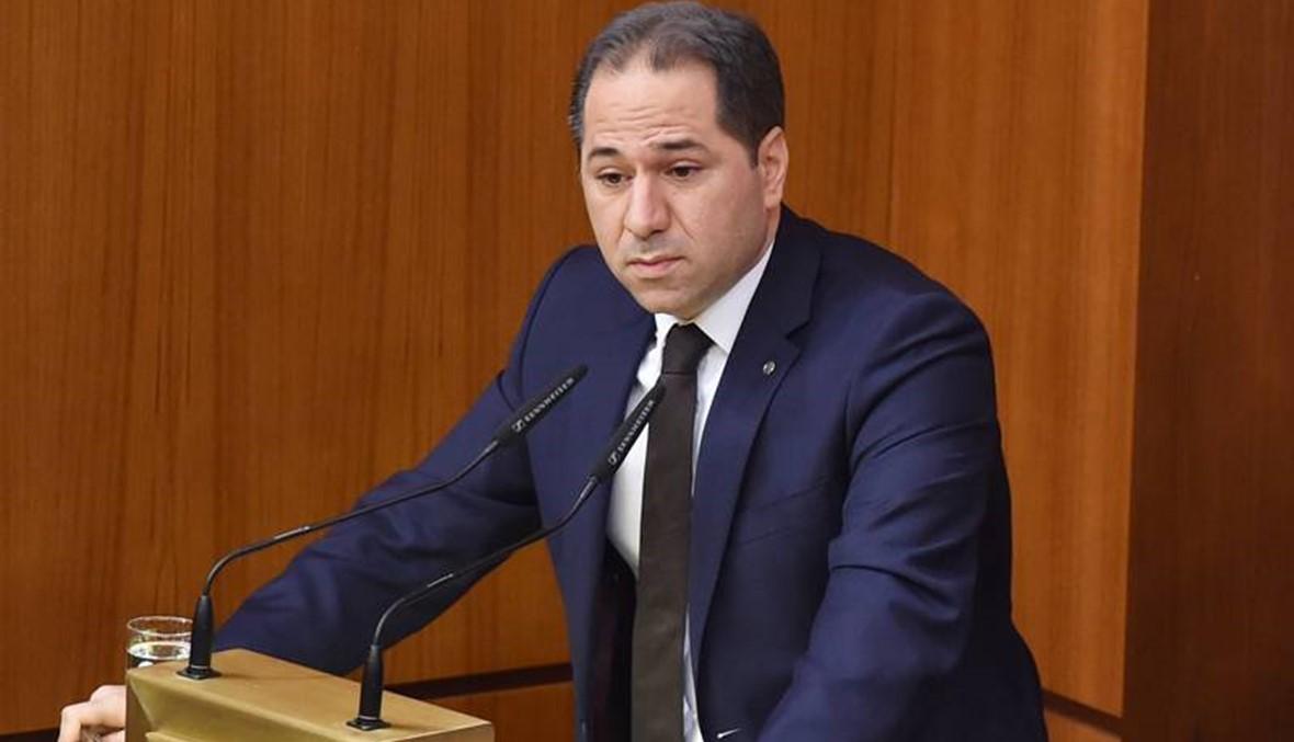 سامي الجميل: لاسقاط التسوية الفاشلة واستقالة الحكومة وانتخابات نيابية مبكرة