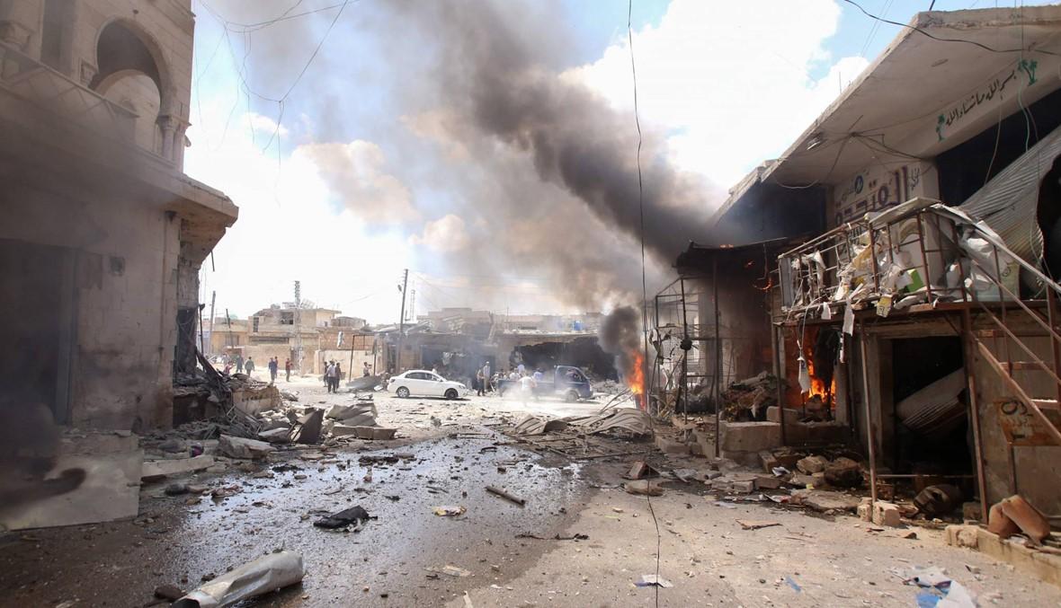 استمرار المعارك في إدلب: موسكو تنشر قوات برية ضمن حملة عسكرية