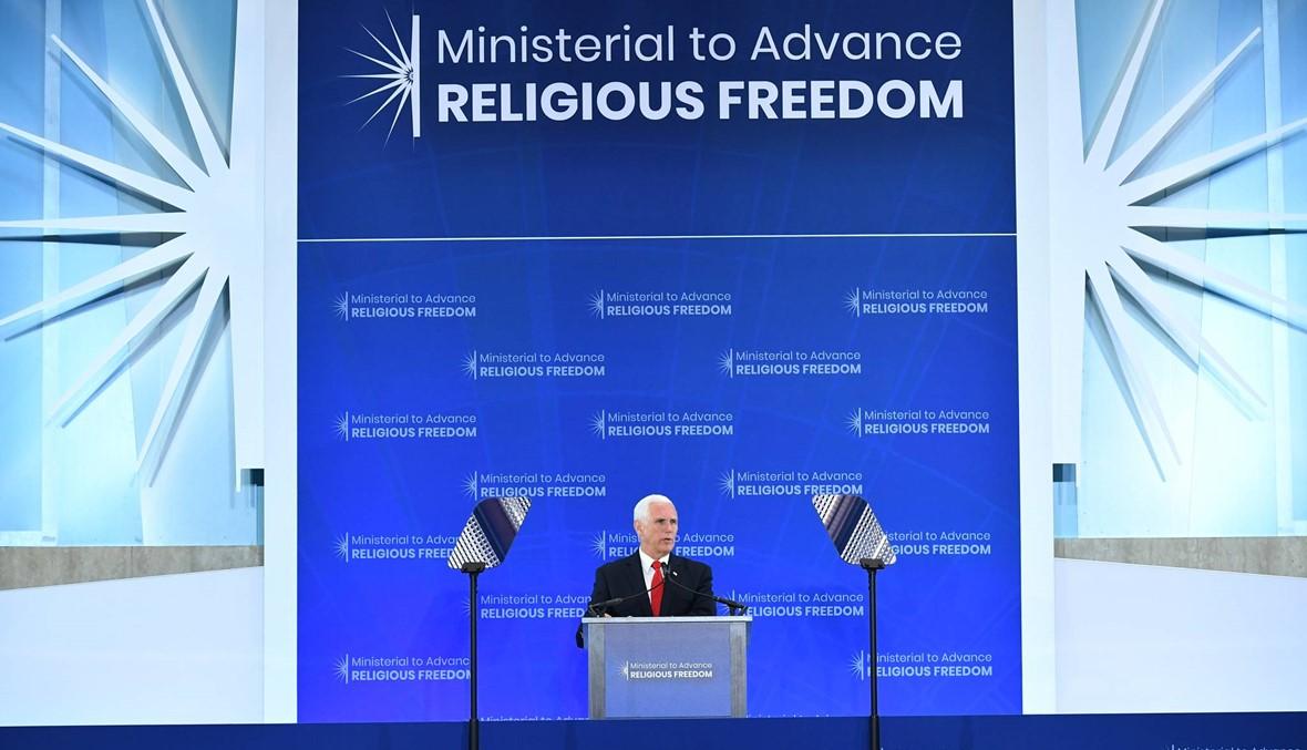 بنس: واشنطن ستفرض عقوبات على قادة المليشيات المرتبطة بإيران في العراق