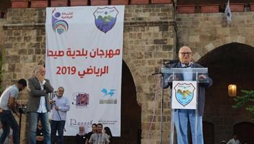 موقف لافت للسعودي في صيدا: الفلسطينيون هم أهل البلد وأسياد المدينة (فيديو)