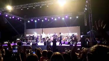 مهرجانات تحوم: اغان جميلة، صوت رائع، وجمهور متفاعل... تأثير ملحم زين