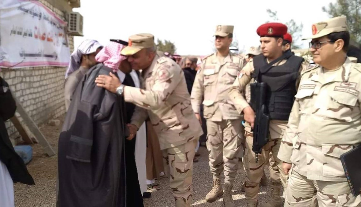 """""""داعش"""" وزّع منشوراً تحذيريّاً بسيناء... وخبير: التنظيم فقد الدعم القبلي"""
