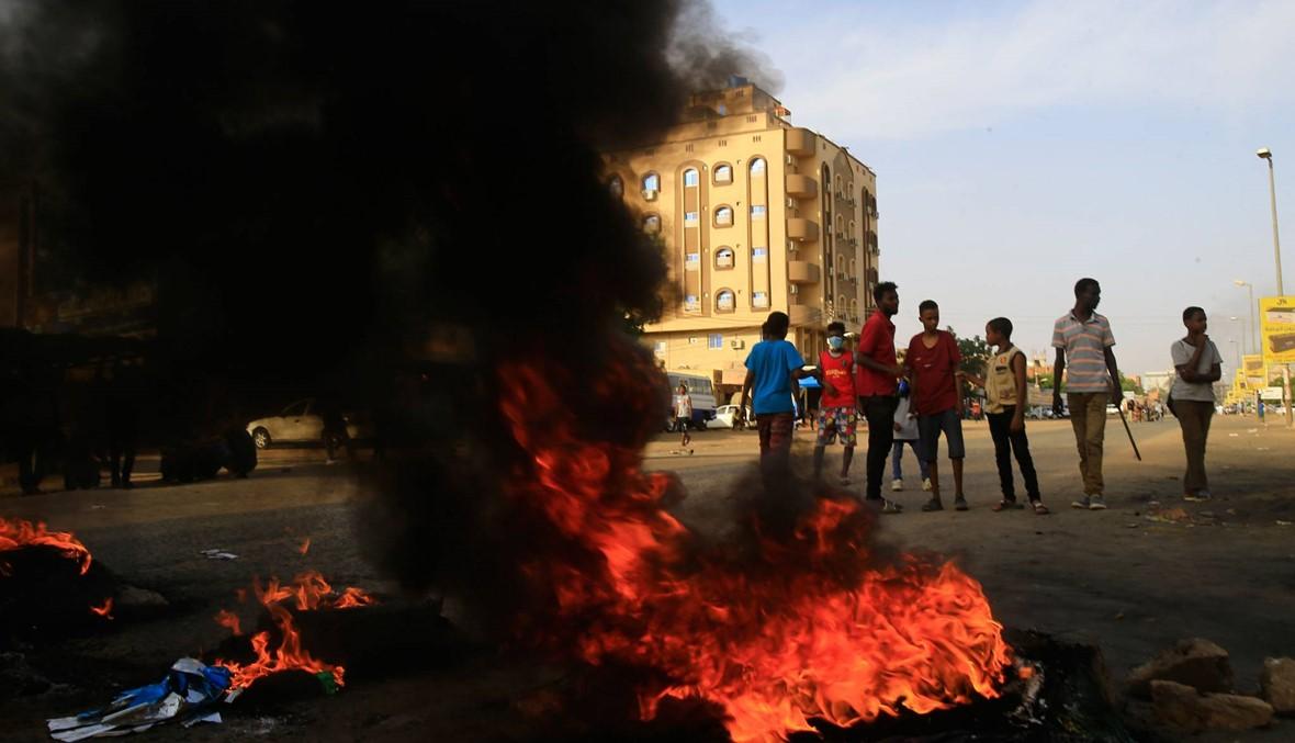 السودان: مقتل 5 متظاهرين بالرصاص وإصابة آخرين بجروح
