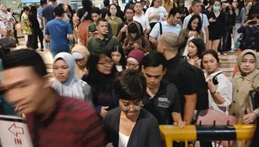 """زلزال قوي قبالة سواحل جاوا الإندونيسيّة: التّحذير من تسونامي """"انتهى"""""""