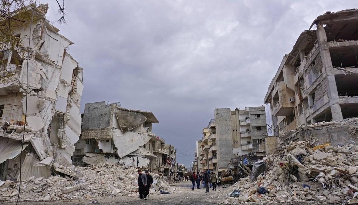 """محادثات سوريّة في كازاخستان: موافقة دمشق على هدنة في إدلب """"اختبار للنيات التركيّة"""""""