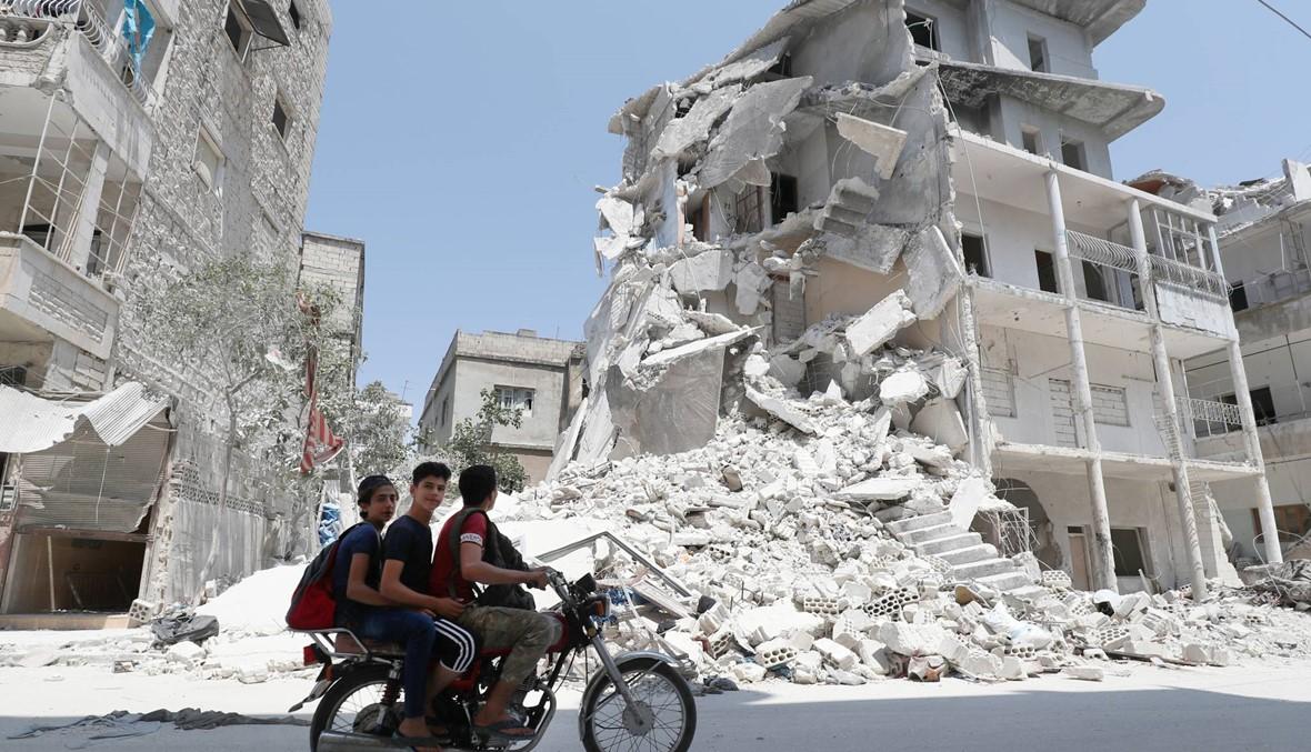 """هدنة في إدلب ومحيطها: هدوء حذر بعد """"توقّف الغارات والاشتباكات"""""""