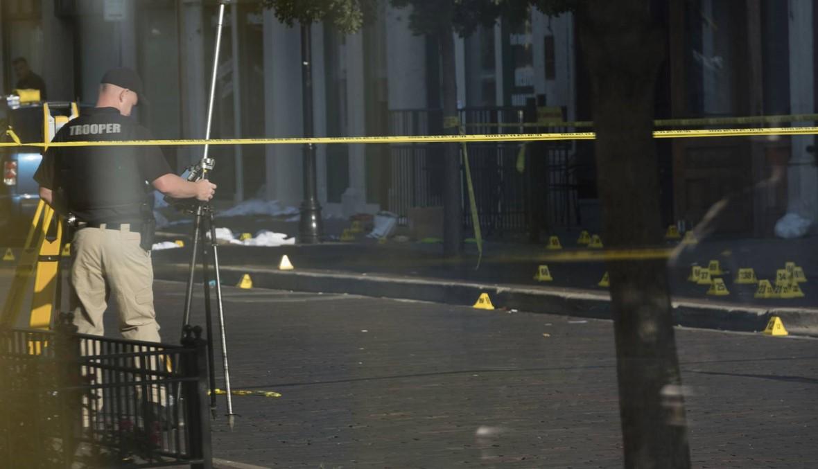 """دايتون تكرّم ضحاياها... """"الشرطة سيطرت على مطلق النّار في أقل من دقيقة"""""""