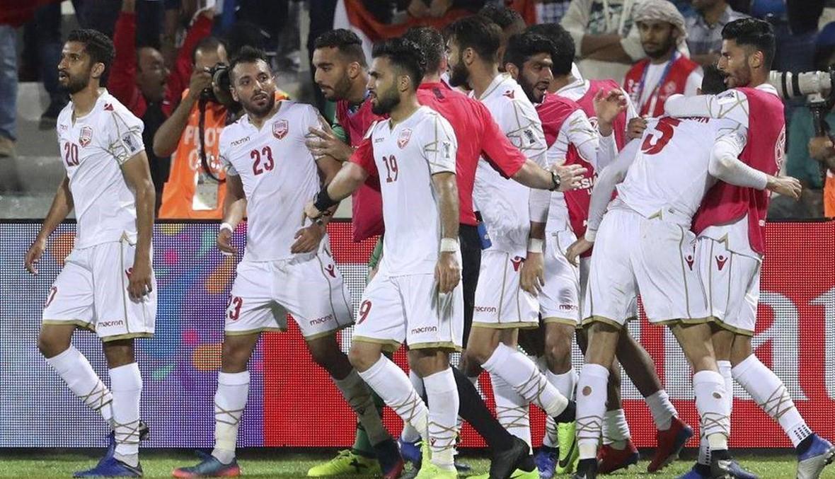 فوز البحرين وخسارة السعودية في غرب آسيا