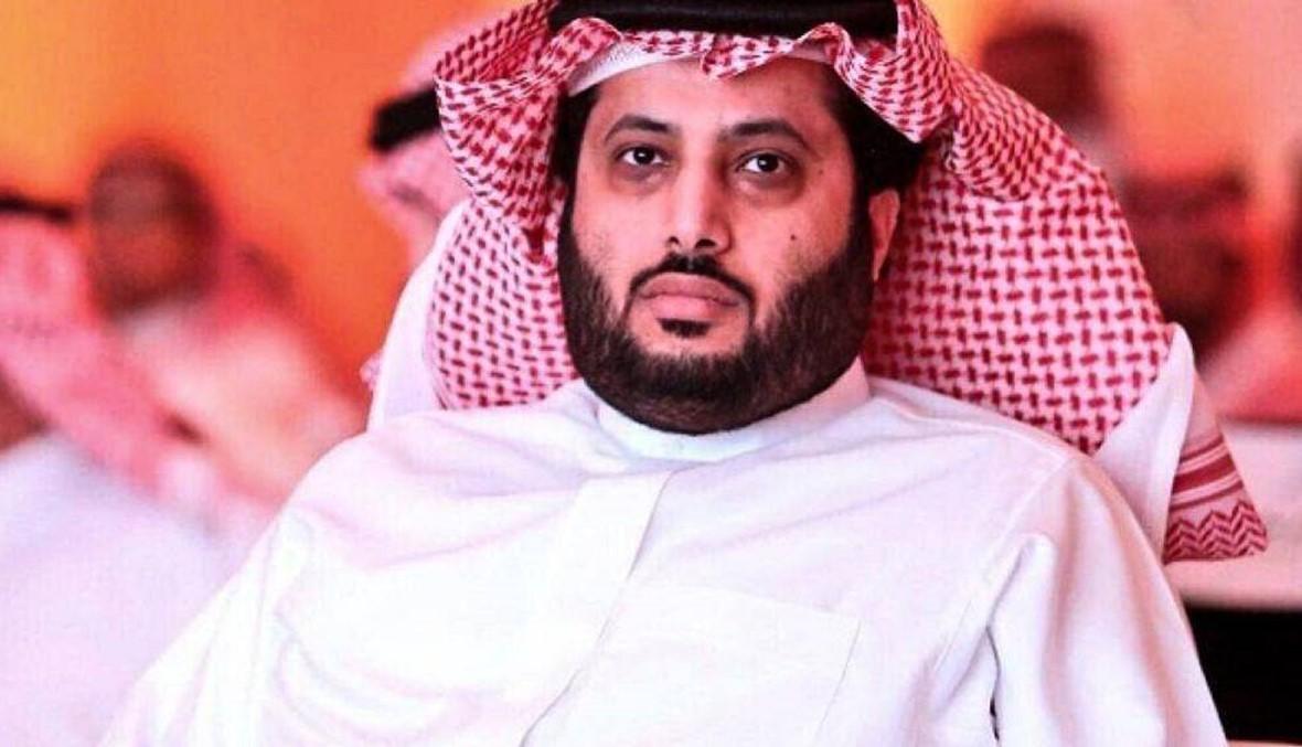 تركي آل الشيخ يدعم موهبة فنية جديدة