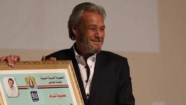 """""""المسرح الوطني اللبناني"""" يكرّم فاروق الفيشاوي... عروض مجانيّة لأهمّ أفلامه"""