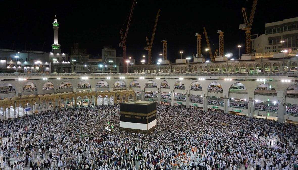 وفاة حاجين لبنانيين أثناء قيامهما بالسعي في مكة المكرمة