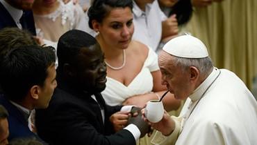 """البابا فرنسيس قلق من الخطب """"الّتي تشبه خطب هتلر"""": """"هذه أفكار مخيفة"""""""