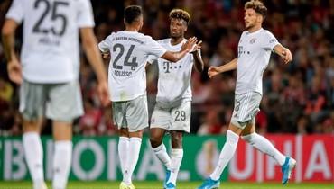 تأهل بايرن ميونيخ وشتوتغارت في كأس ألمانيا