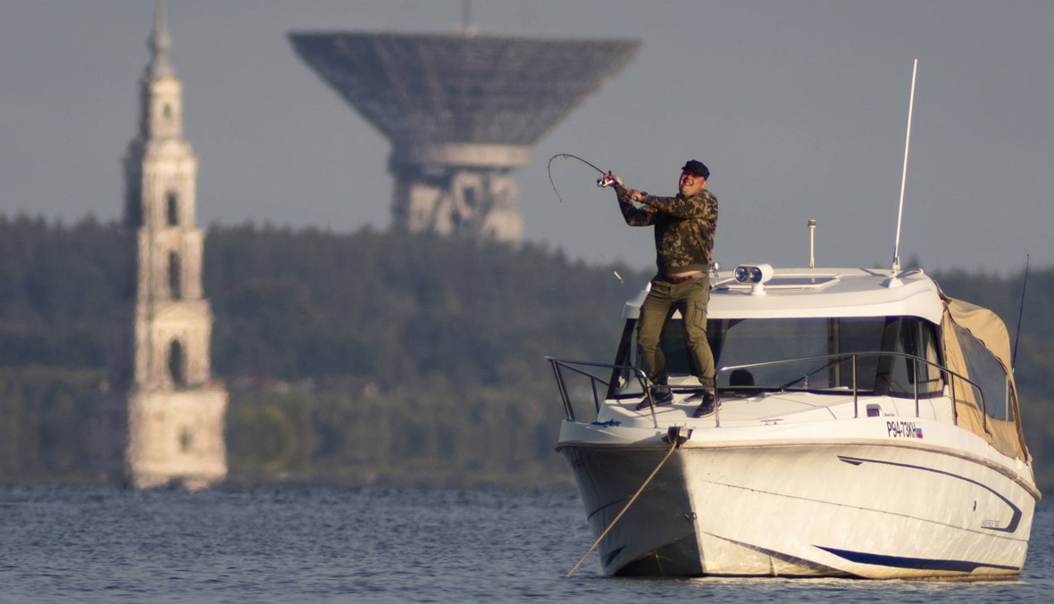 مقاتلات روسية تبعد مقاتلة لحلف الأطلسي فوق بحر البلطيق