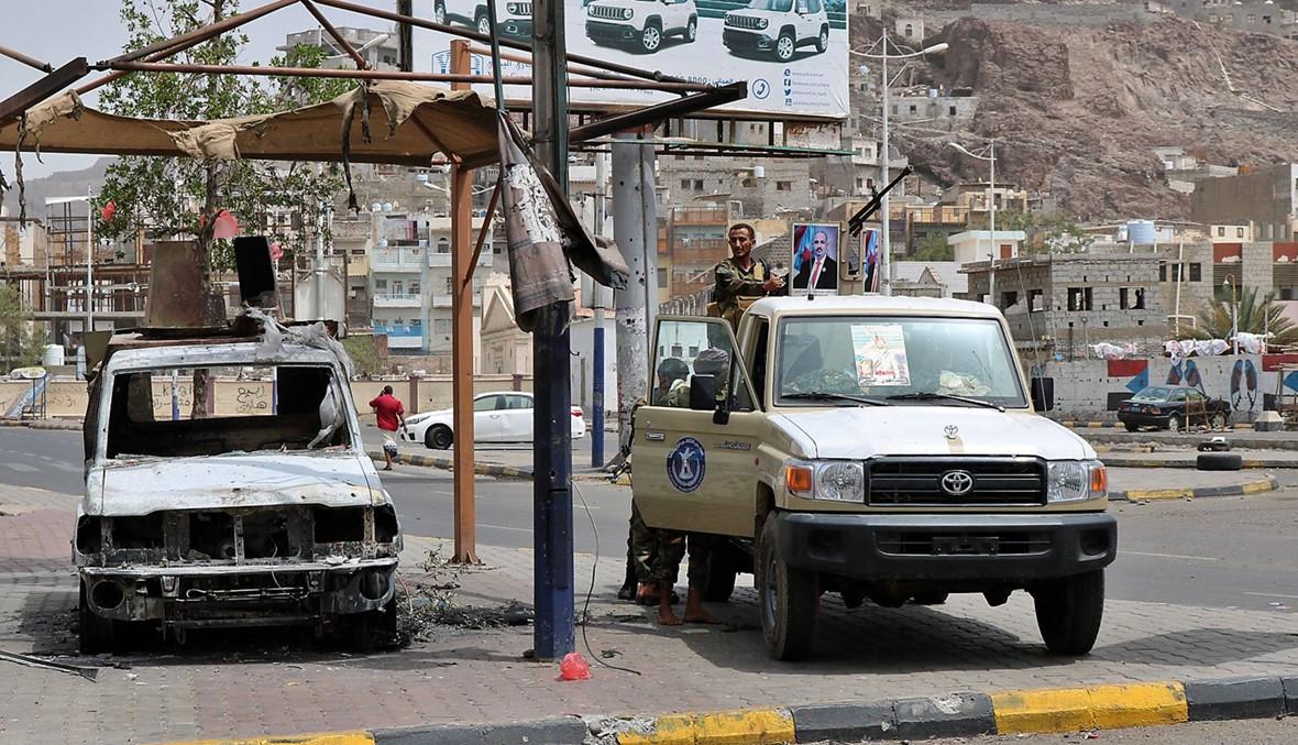 """التحالف: طائرة مسيرة """"مفخّخة"""" أطلقها الحوثيون سقطت داخل اليمن"""