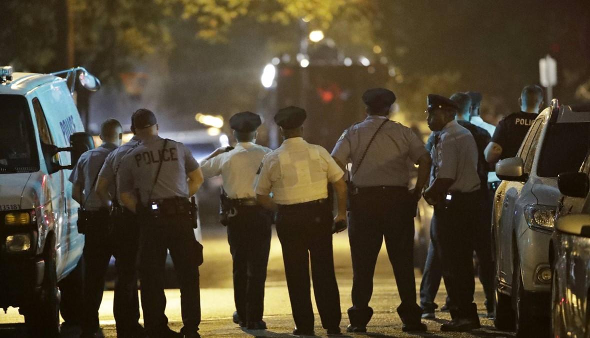 إصابة 6 شرطيين في تبادل لإطلاق النار في فيلادلفيا... القناص كان متحصناً في بناية