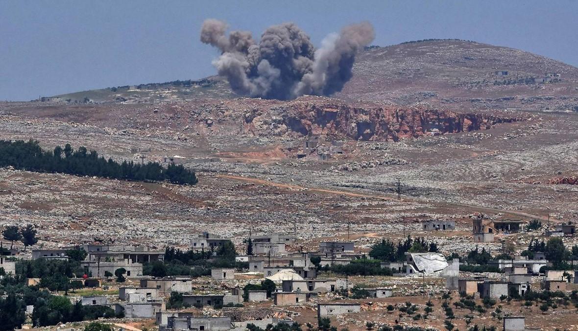 """صاروخ إسرائيلي """"أُطلق من شمال لبنان"""" على سوريا... قراءة عسكريّة"""