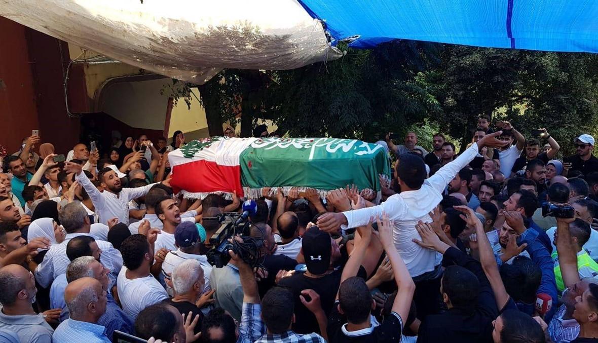 جثمان حسين فشيخ ووري في الثرى: لبنان يحتاج إلى تضحيات مسؤوليه