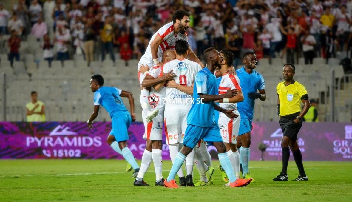 الزمالك يحقّق أكبر فوز أفريقي للأندية المصرية خارج الديار