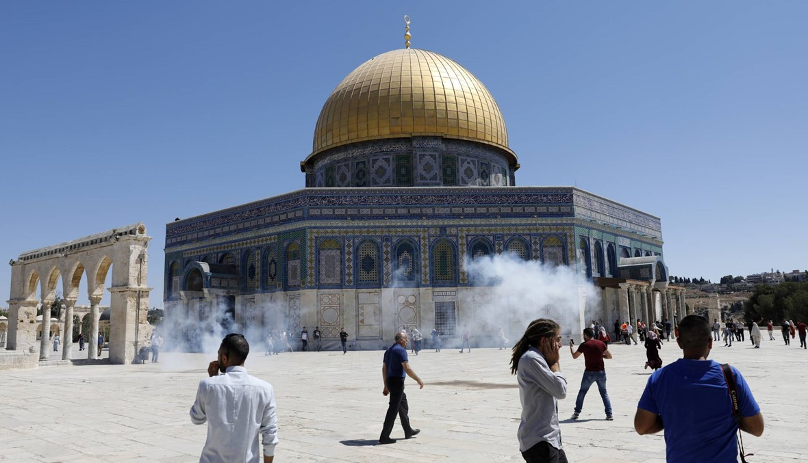 """عمّان تستدعي سفير إسرائيل: """"رسالة حازمة"""" من الأردن لوقف """"الانتهاكات"""" في الأقصى"""