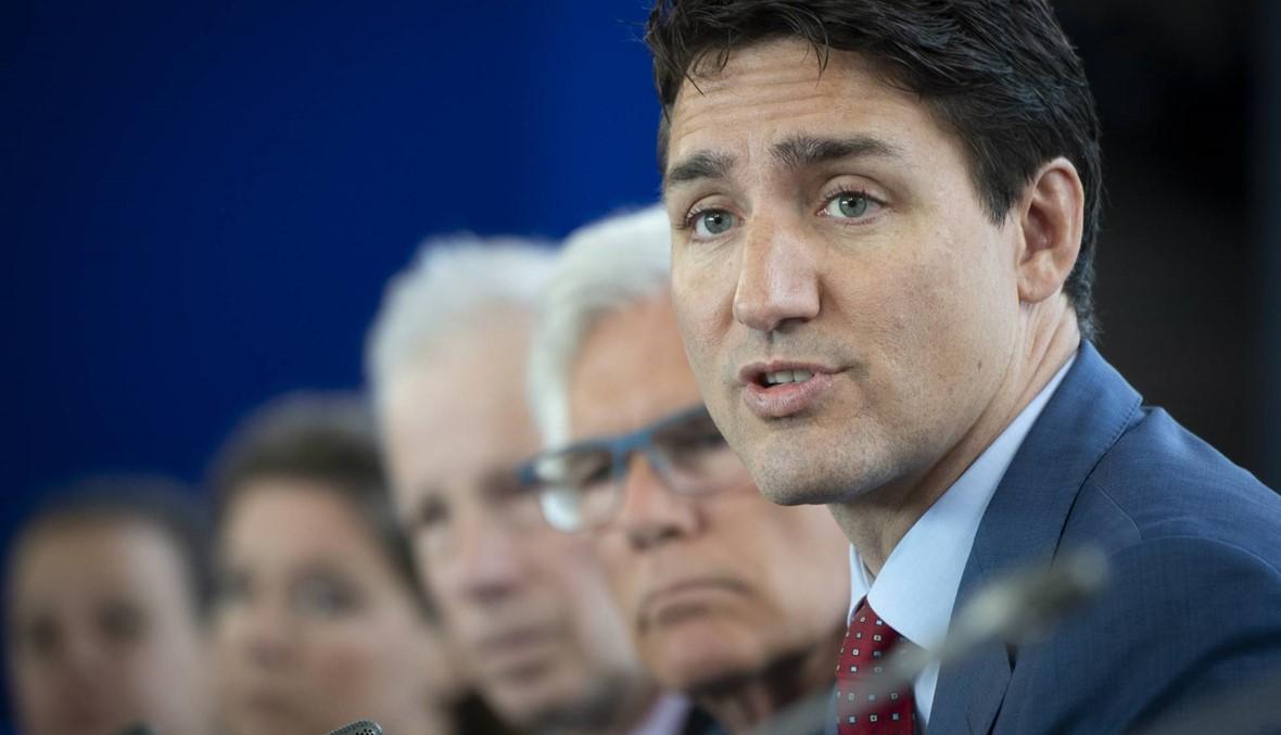 كندا: زعيم المعارضة يطالب بفتح تحقيق جنائي بحق ترودو