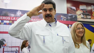 ترامب ومادورو يعلنان عن اتصالات بين واشنطن وكراكاس