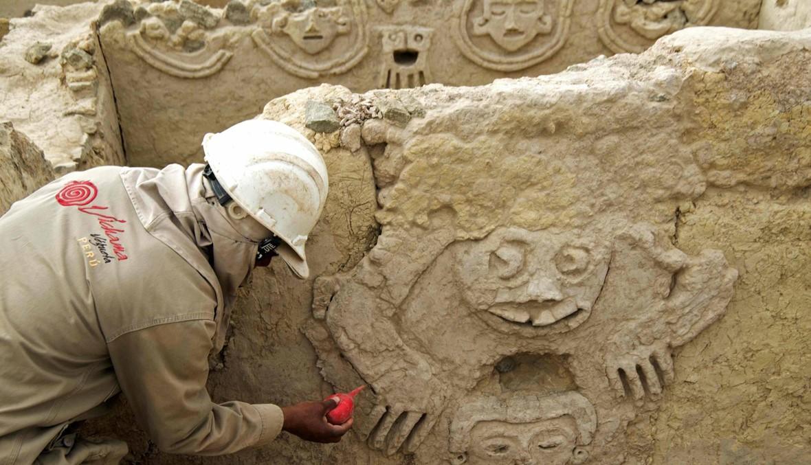 اكتشاف جدارية تعود لـ3800 عام: إعلان عن وصول الماء