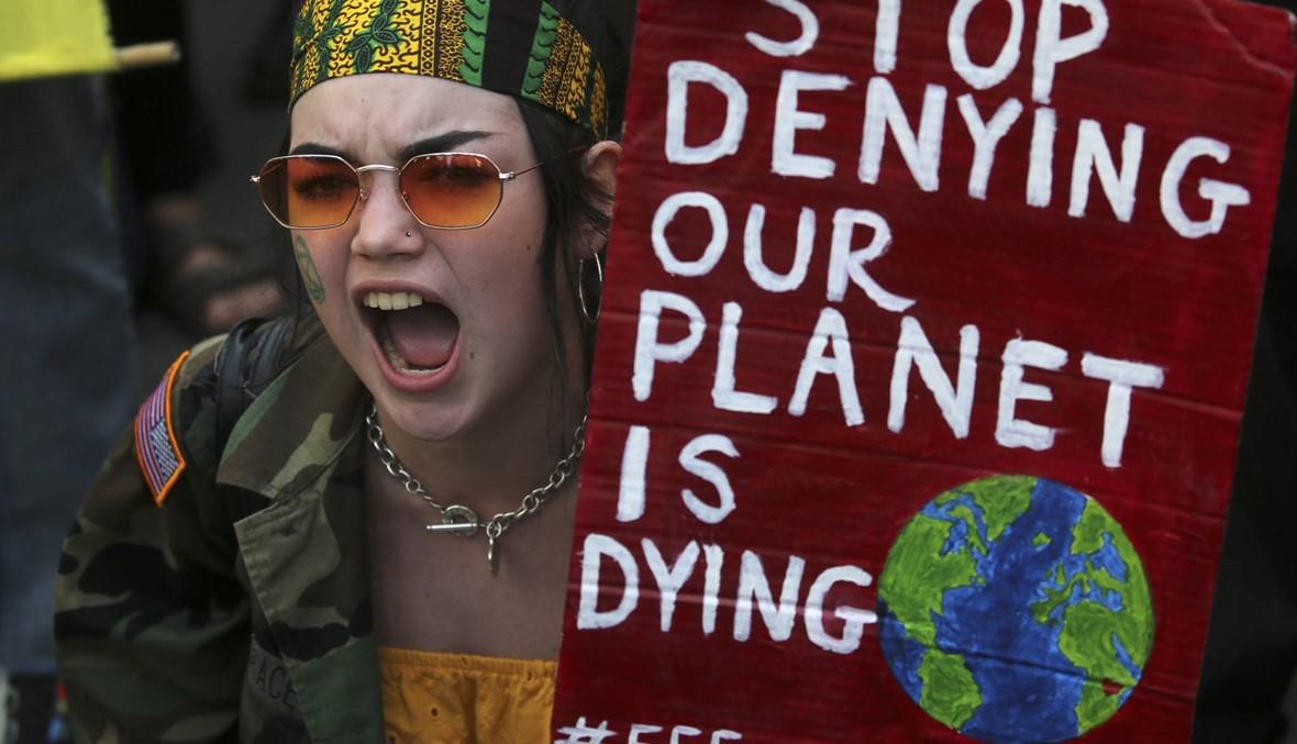 """ماكرون يتّهم بولسونارو بـ""""الكذب عليه"""" بشأن التغيّر المناخي"""