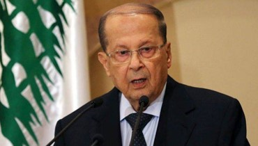Lebanese president says Beirut will overcome economic crisis