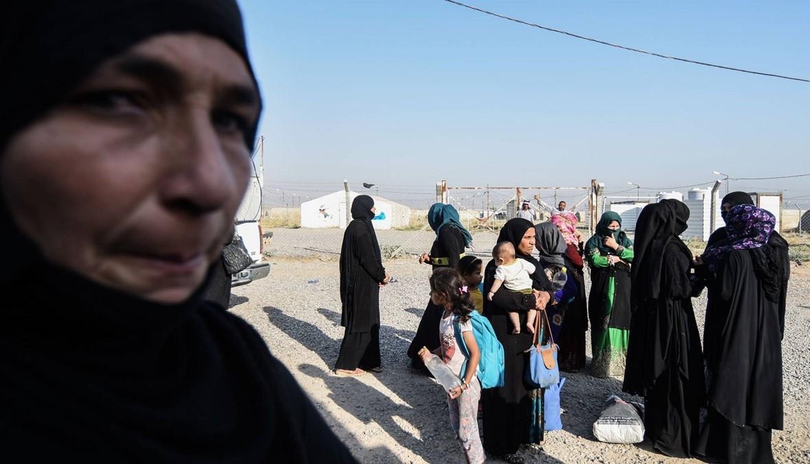 السلطات العراقية ترحّل مئات النازحين... مخاوف من اعادتهم القسرية