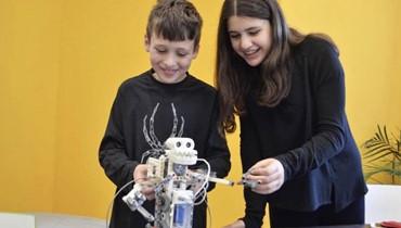 Geek Express: منصة تعليمية لتحويل الأطفال من مستخدمين للتكنولوجيا الى مبتكرين
