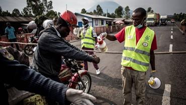 حصيلة الإيبولا تتجاوز ألفي وفاة في الكونغو الديموقراطيّة