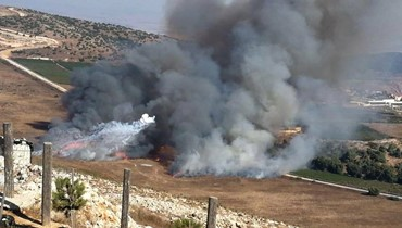 Israeli military says anti-tank missile fired from Lebanon