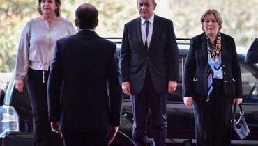 """الخارجية الفرنسية: ما زال أمامنا """"الكثير من العمل"""" لإنقاذ الاتفاق النووي مع إيران"""