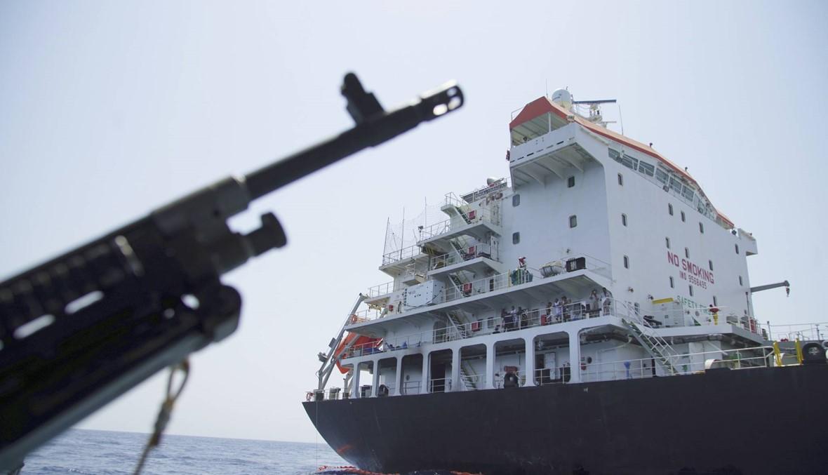 إيران ستفرج عن 7 من الطاقم الـ23 للناقلة البريطانية المحتجزة