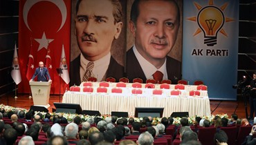 """إردوغان يهدّد أوروبا باللاجئين: """"سنفتح الأبواب"""" إذا لم تحصل تركيا على دعم"""