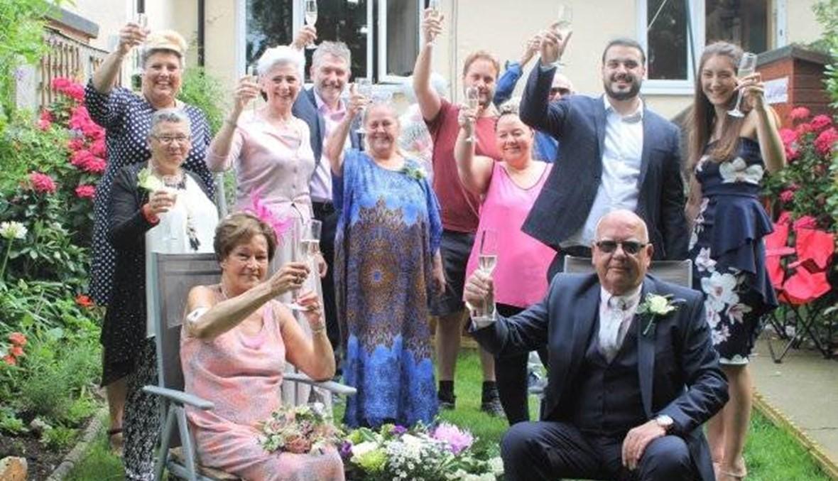 أُصيبت بالسرطان قبل شهرٍ من موعد زفافها...وهذا ما فعله محبّوها