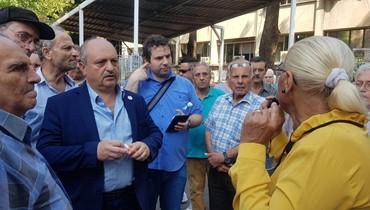 اعتصام للجان المستأجرين القدامى ووزير العدل يطلب التريّث حتى إنشاء الصندوق والحساب