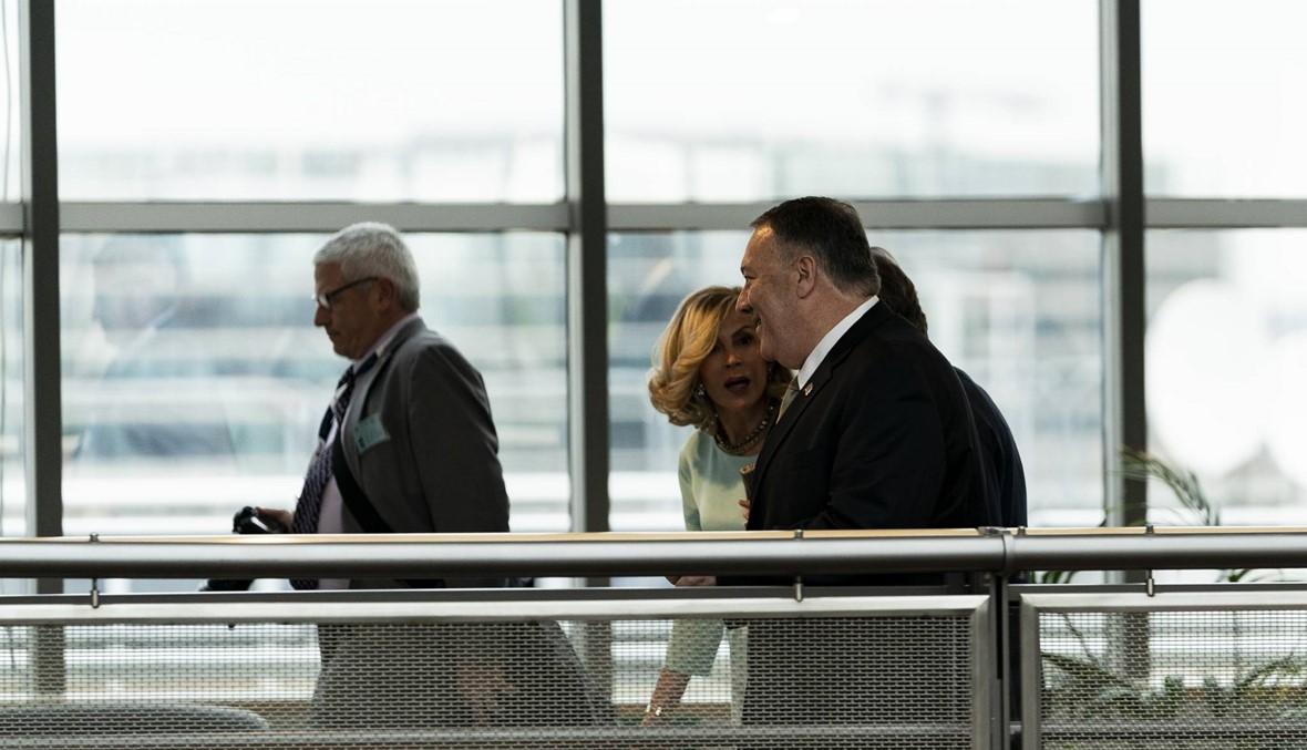 """بومبيو: مواصلة إيران خفض التزاماتها النوويّة """"أمر مرفوض"""""""